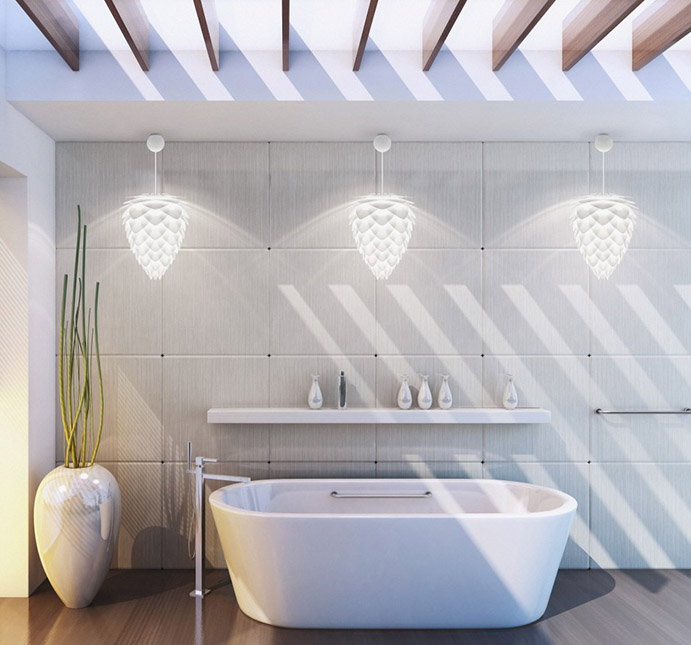 روش های نورپردازی فضای داخلی