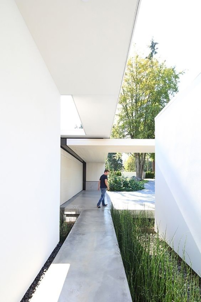 طراحی محوطه در معماری