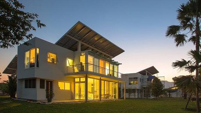 سه اصل ساختمان پایدار
