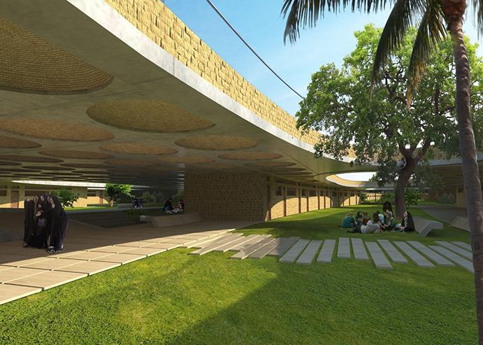 معماری منظر در ایران
