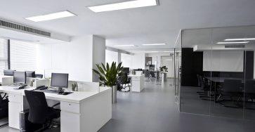 اصول طراحی دفتر کار