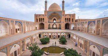 ویژگیهای سبک معماری اصفهان