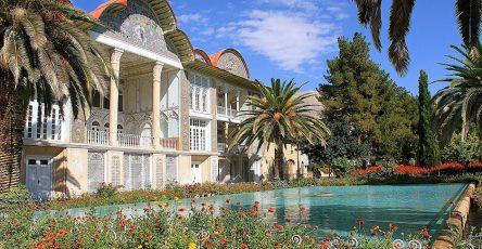 اصول معماری باغ ایرانی