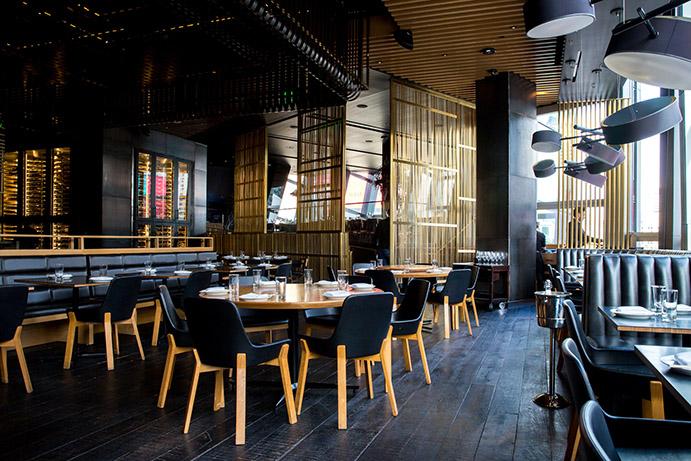 ضوابط طراحی رستوران