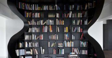 ایدههای طراحی کتابخانه