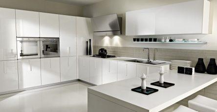 طراحی آشپزخانه های مدرن