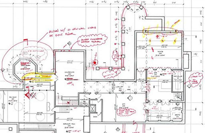 نقشه ازبیلت (As Built) چیست؟
