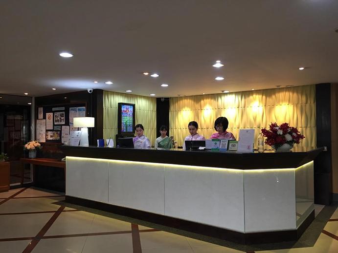 چیدمان دکوراسیون هتل