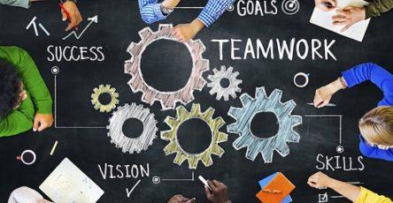 کار تیمی موفق در مدیریت پروژه