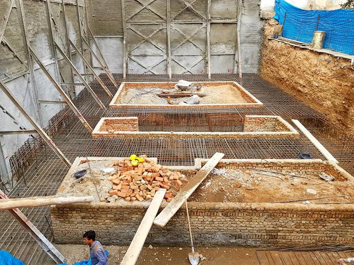 مراحل اداری برای گرفتن مجوز ساخت ساختمان