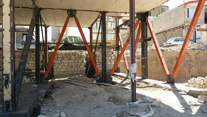 روشهای جدید مقاومسازی ساختمان
