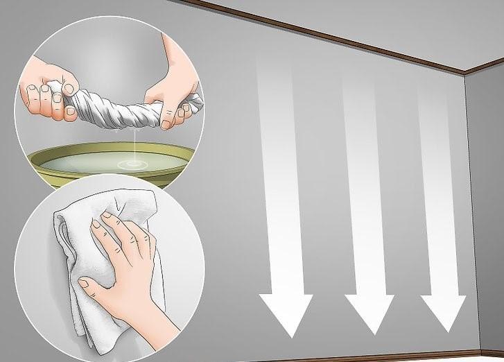 مراحل نقاشی ساختمان