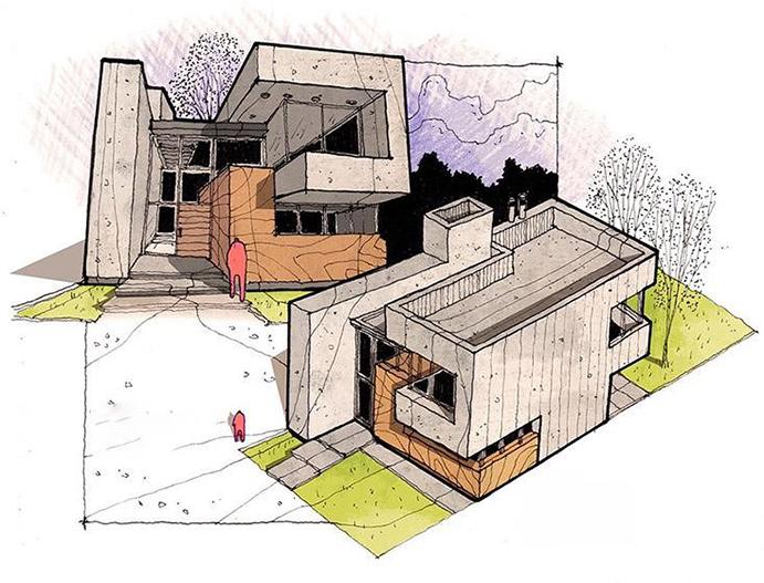 نرم افزار طراحی داخلی ساختمان