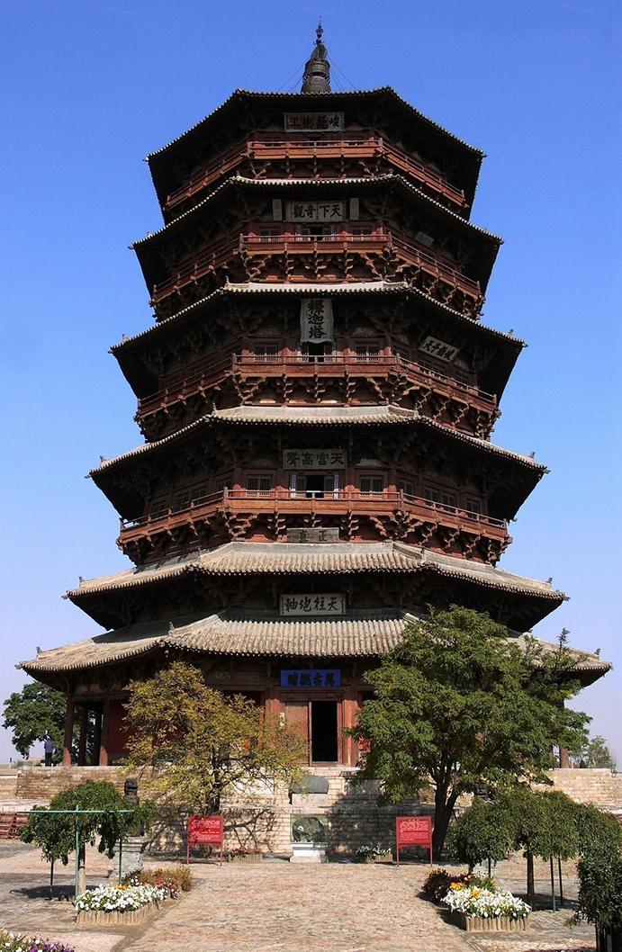 معماری چین