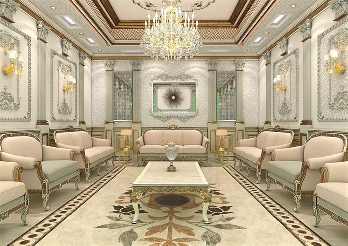 طراحی فضای داخلی ساختمان