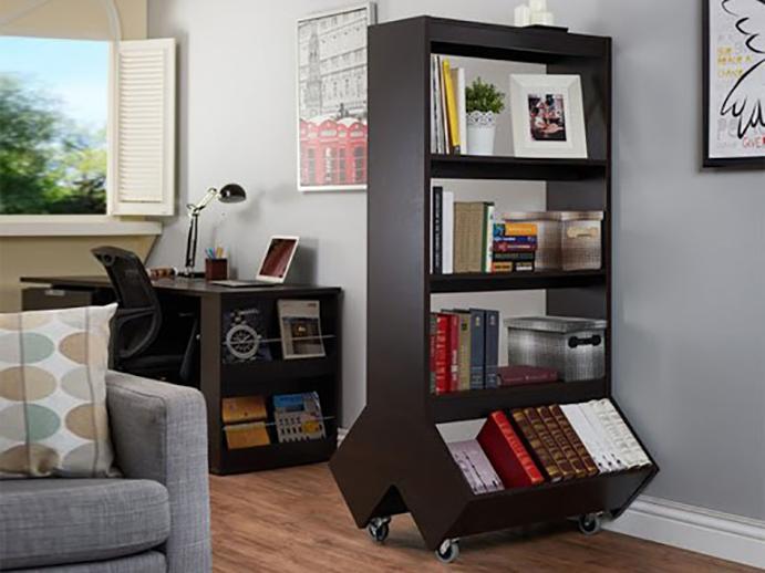 طراحی فضای کتابخانه