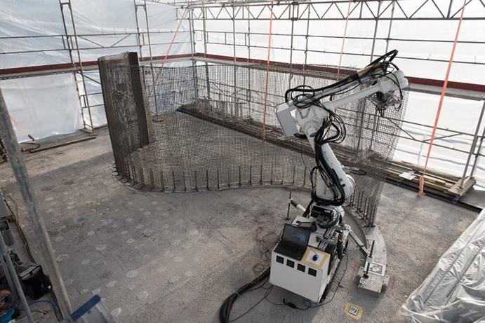 هوش مصنوعی و ساختمانسازی