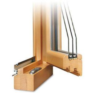 پروفیل چوبی